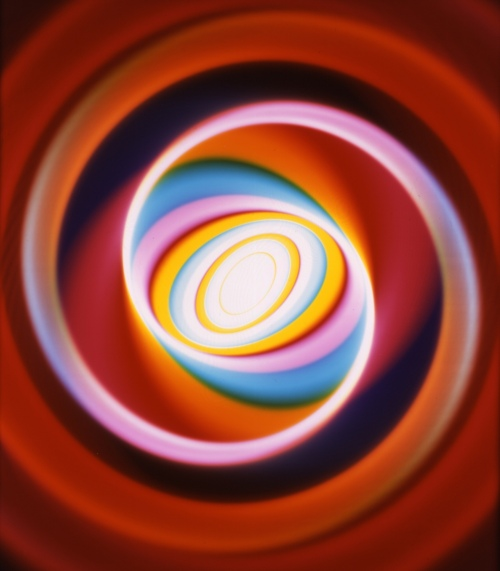 Rob and Nick Carter - RN383, Colour Changing Spiral, 2004 · © Copyright 2017