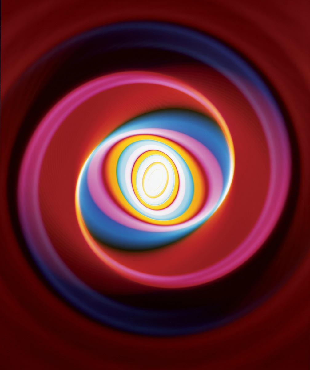 Rob and Nick Carter - RN308, Colour Changing Spiral, 2003 · © Copyright 2017