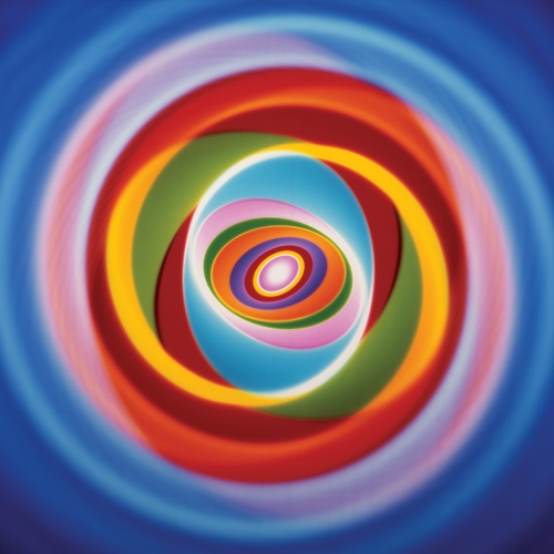 Rob and Nick Carter - RN374, Colour Spiral, 2004 · © Copyright 2017