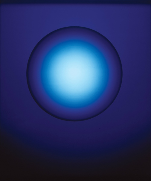 Rob and Nick Carter - RN769, Blue Orb, 2010 · © Copyright 2018