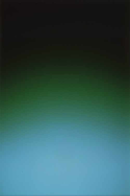 Rob and Nick Carter - RN648, Through Dark Green, 2007 · © Copyright 2018