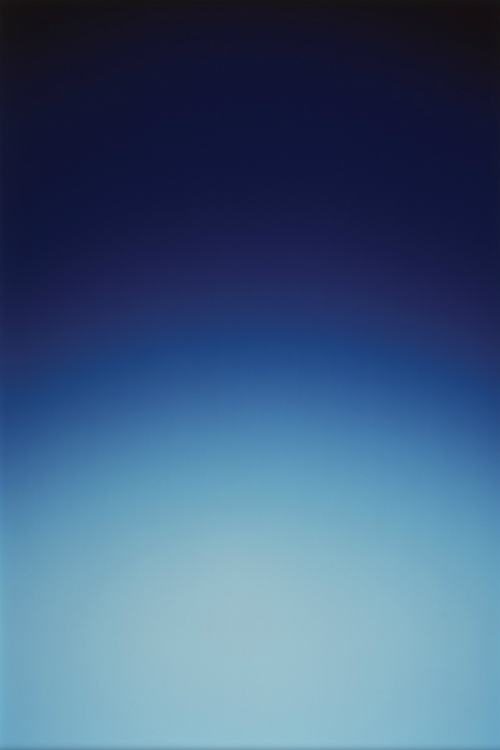 Rob and Nick Carter - RN651, Through Medium Blue, 2007 · © Copyright 2018