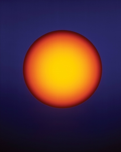 Rob and Nick Carter - RN920, Orange Orb, 2013 · © Copyright 2018
