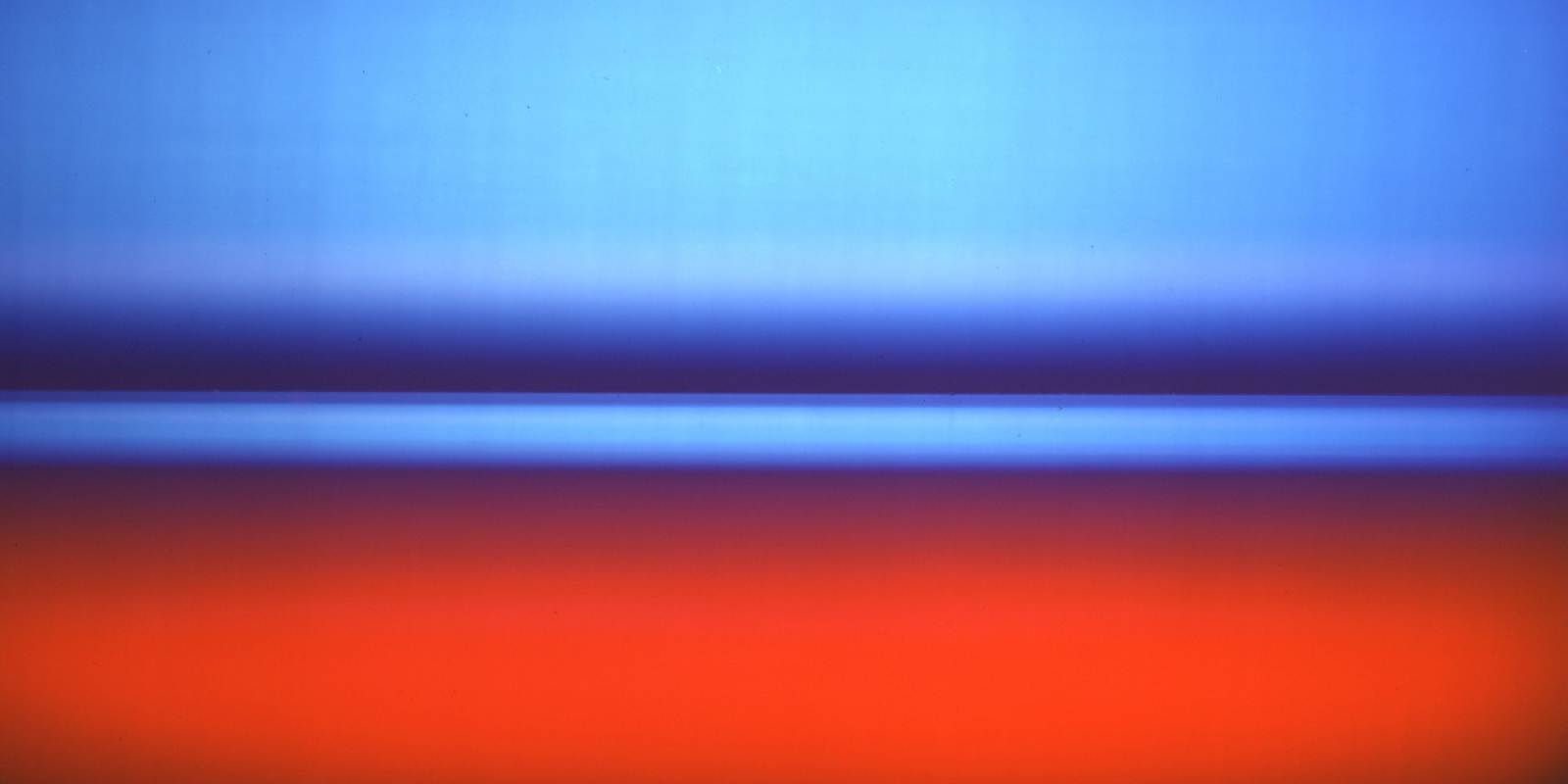 Rob and Nick Carter - RN272, Neon, Clear Ruby, Blue Coated Turquoise Pumped Blue, 2003 · © Copyright 2018