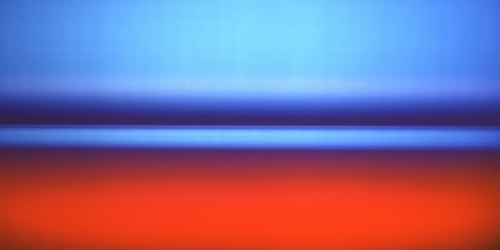 Rob and Nick Carter - RN272, Neon, Clear Ruby, Blue Coated Turquoise Pumped Blue, 2003 · © Copyright 2017