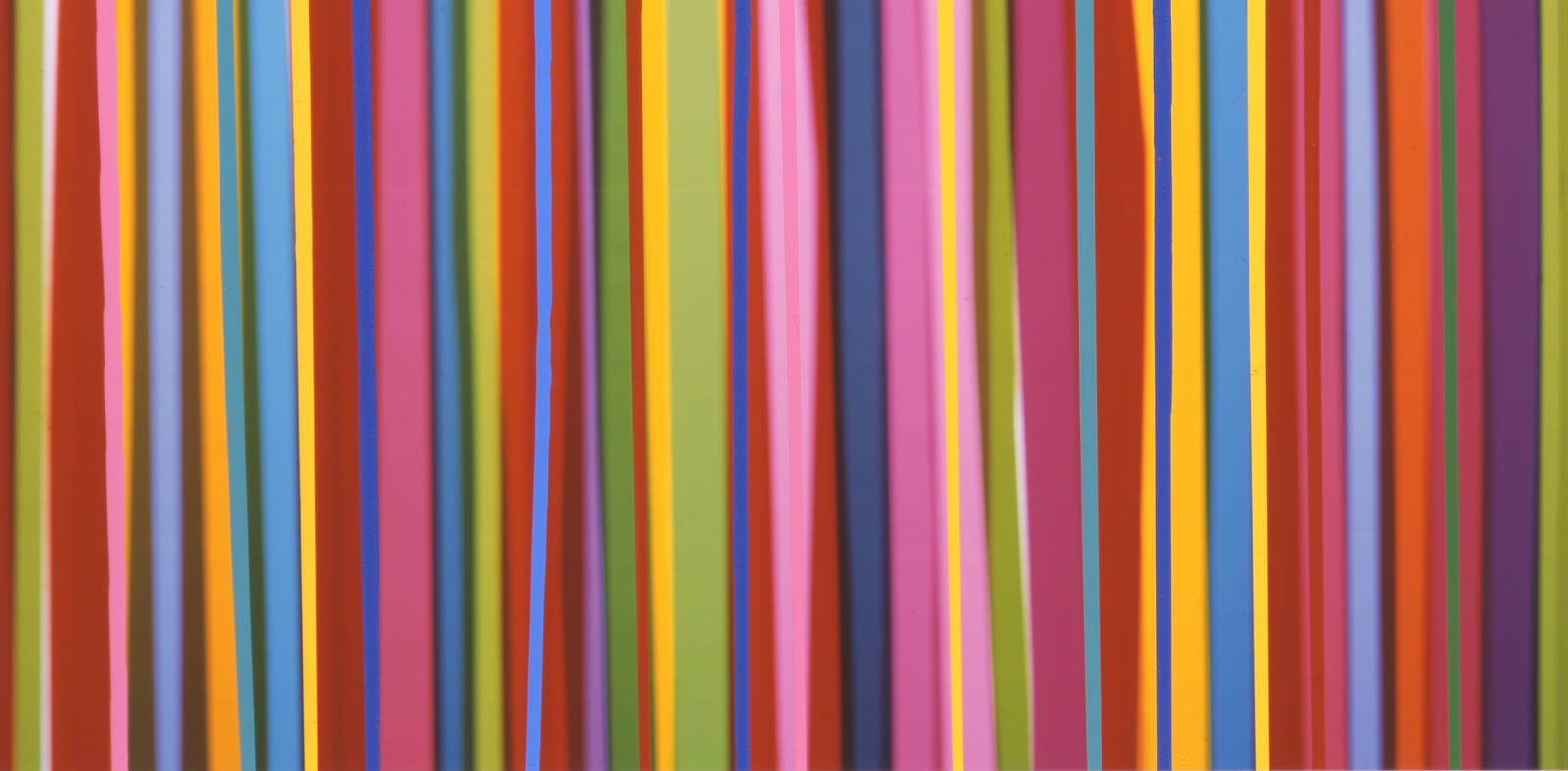 Rob and Nick Carter - RN408, Vertical Lines, Light and Paint XX, 2004 · © Copyright 2017