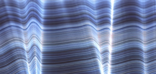 Rob and Nick Carter - RN439, Light Drawing Blue XV, 2004 · © Copyright 2018