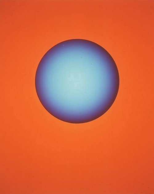 Rob and Nick Carter - RN705, Blue Orb, 2007 · © Copyright 2018