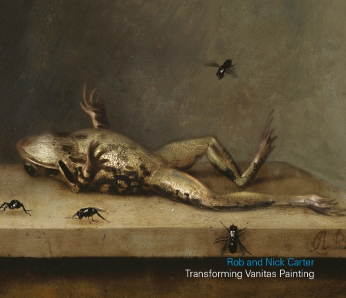 Rob and Nick Carter - Transforming Vanitas Painting · © Copyright 2020