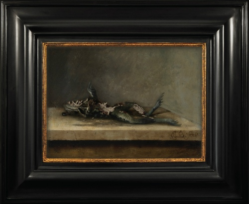Rob and Nick Carter - RN915, Transforming Vanitas Painting, 2012-13 · © Copyright 2018