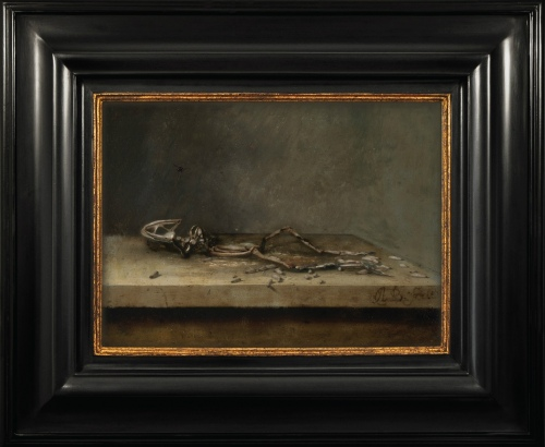 Rob and Nick Carter - RN915, Transforming Vanitas Painting, 2012-13 · © Copyright 2017