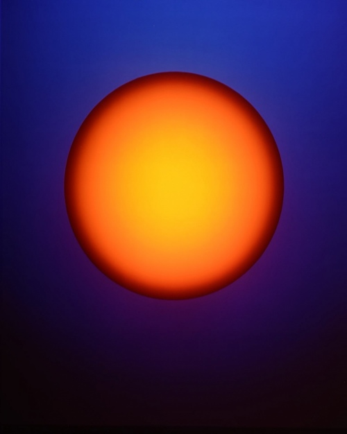 Rob and Nick Carter - RN1215, Orange Orb, 2018 · © Copyright 2020